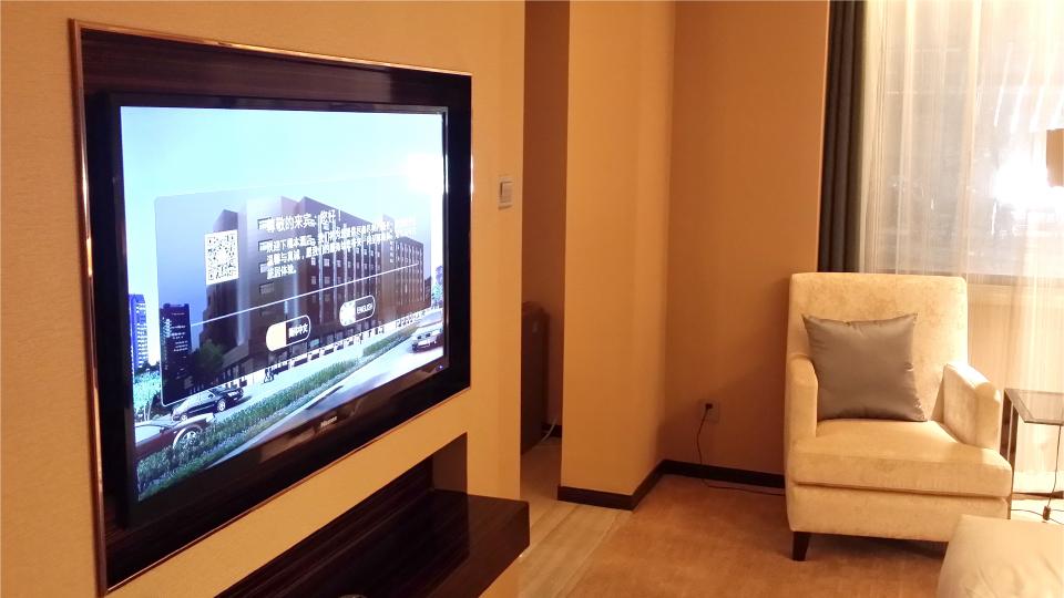 酒店客房VOD点播系统